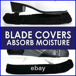 30XIce Skate Blade Covers Guards for Hockey Skates, Figure Skates, and Ice