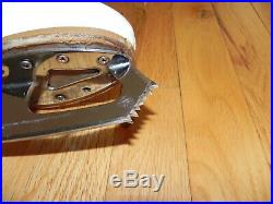 Barely Used GAM 50 Figure Skates Sz 5 gel pads included withG10 blades
