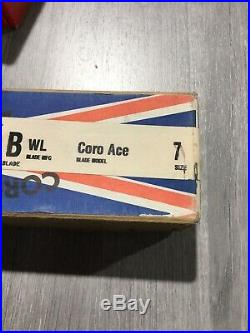 Coranation Ace Figure Skating Blade Size 7 New