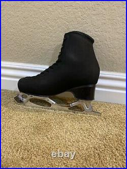 Edea Chorus Male Boots sz240 & widthC with Gold Seal Revolution Blades sz8.75in