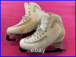 Edea ICE FLY 235C with MK Gold Star blade size 9