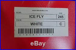 Edea ICE FLY 245 Figure Skates Boots with JW Gold Seal Blades