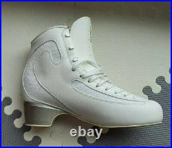 Edea Ice Fly Women's Figure Skating Boots (size 265 C) With Matrix Legacy blades