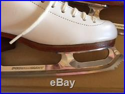 Figure Skates Riedell 320W Boot with Paramount 1085 Pattern 99 Blades