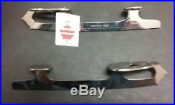 GAM G4SS Stainless Steel Figure Skate Blades size 9 New, Never Used