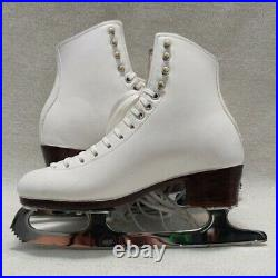 Harlick/Competitor/Figure Skates/Woman's/5.5BX/Wilson Excel 9 1/4 Blades