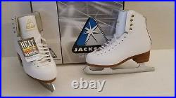 Jackson DJ 2400 ladies boots with or without Mirage blades, sizes 4 NEW