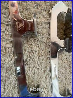 Jackson freestyle figure skate blades 9.5 inches used but in great quality