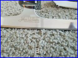 John Wilson Gold Seal Figure Skating Blades Size 10.75 Barely Used