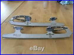 MK Professional Freestyle Figure Skating Blades 9.5 (Used, but essentially new)