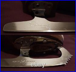 MK Professional blades for Ice Figure Skates Made in England Size 9-1/4 9.25