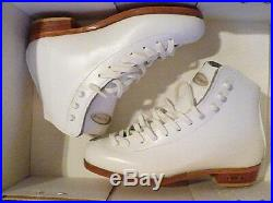 NEW Ice Figure Skates Riedell F32 with MK Club2000 blades 12.5