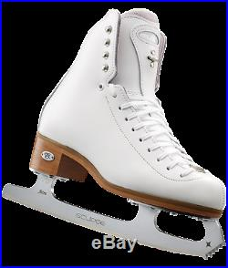 New Riedell 255 Motion Figure Skates Blades 70 Support Level