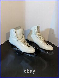 RIEDELL Royal with Coronation Ace blade size 6.5