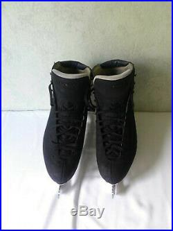 Risport Proffesional Figure Skating Boots with John Wilson Gold Seal Blades, 270