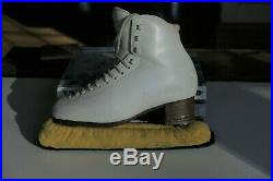 Risport RF3 Figure Skating Boot size 260 with MK Professional Blades 10